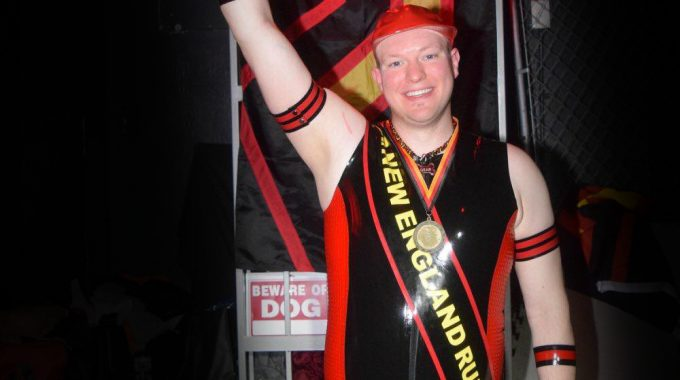Congratulations Mr. New England Rubber 2018 Noah Von Ark (Pup Gear)